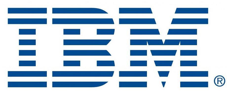 IBM - Lettermark Logo