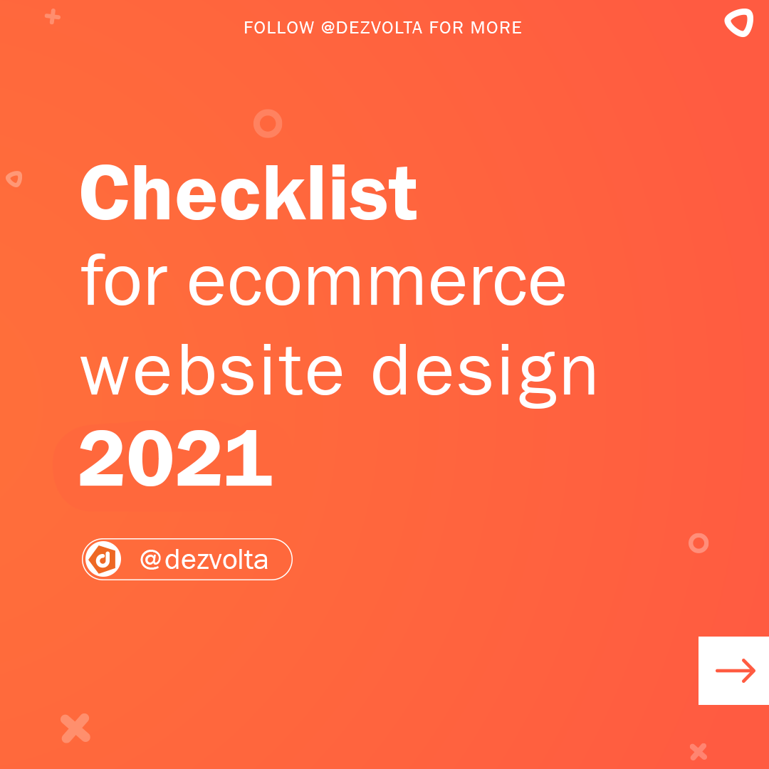 eCommerce Web Design and development services company Checklist for 2020