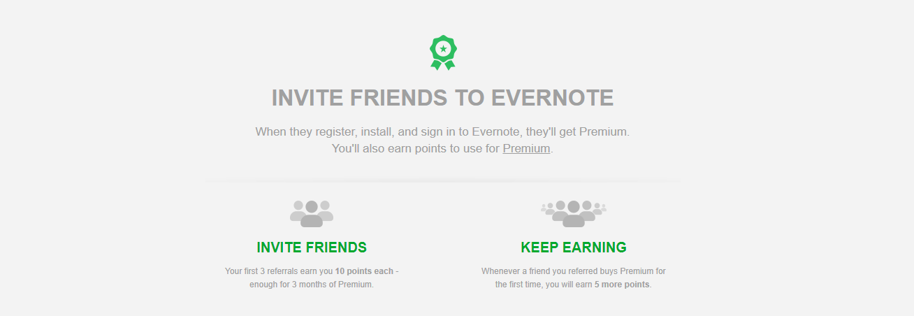Encourage loyal customers with a referral program